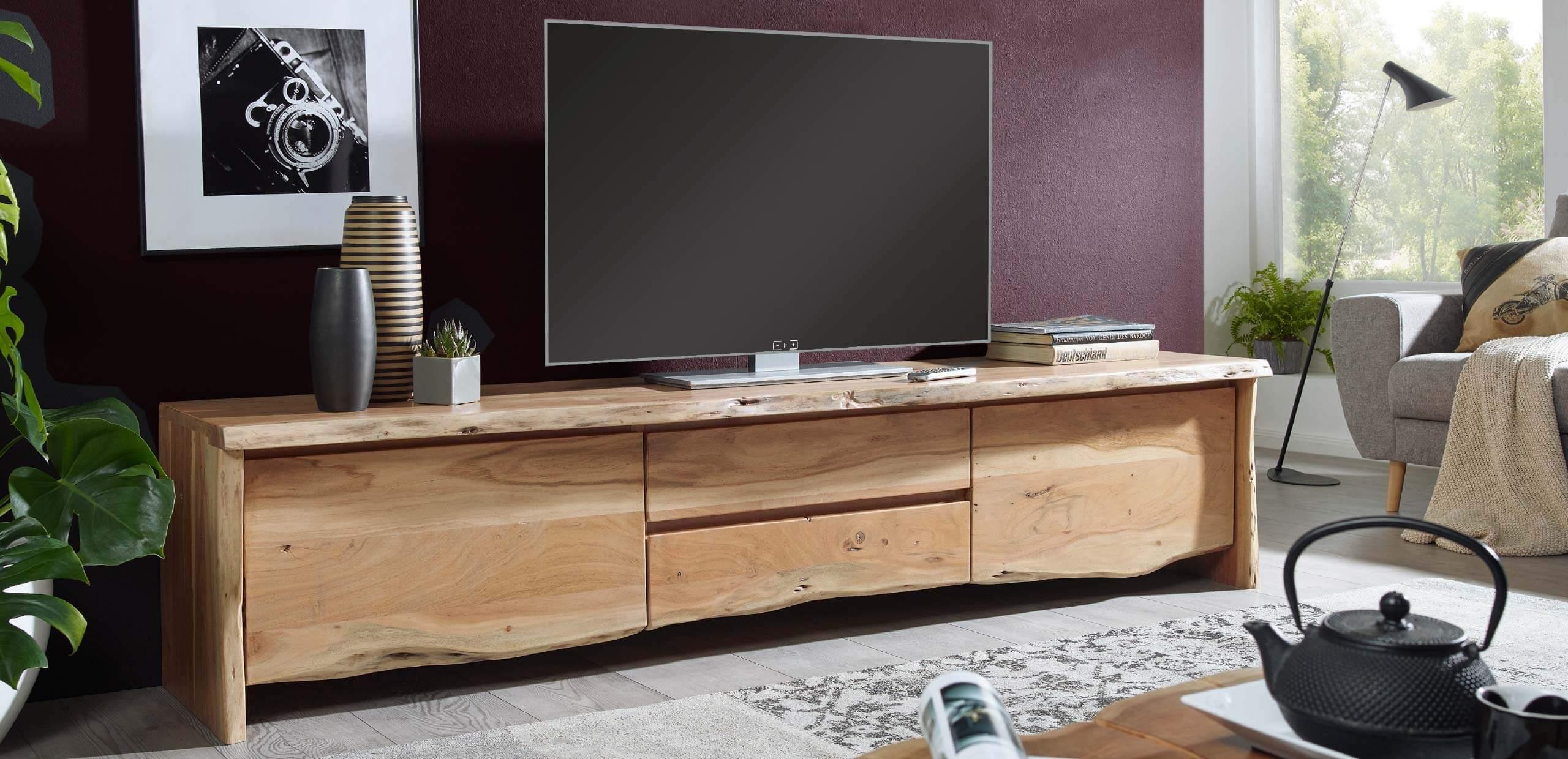 Massivholzmöbel aus Akazie: Massivmöbel aus Akazienholz