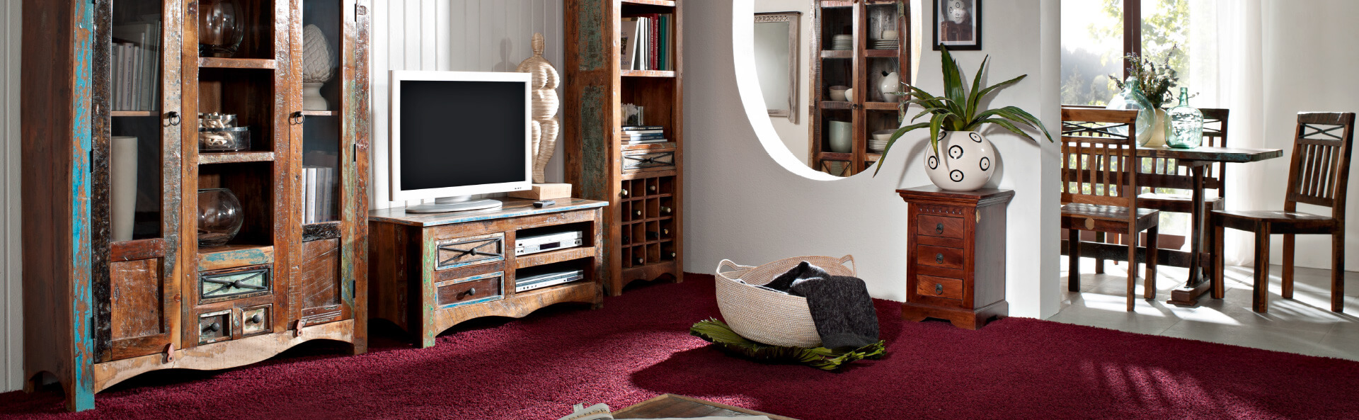 Vintage Möbel Günstig Kaufen I Massivmoebel24