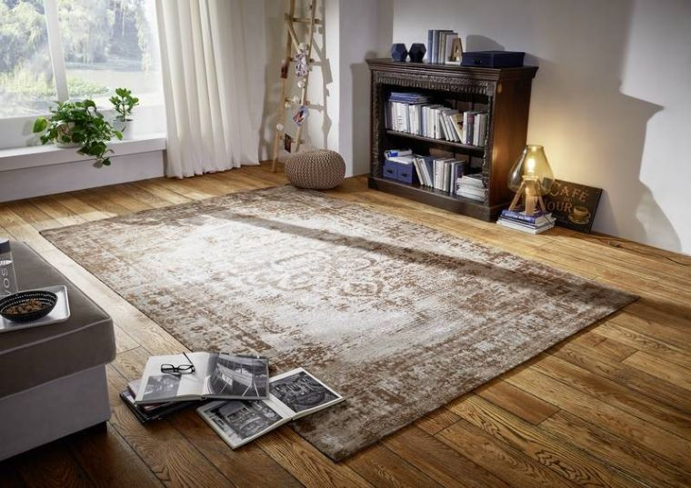 Teppich 300x200x2 beige NEW BOSTON