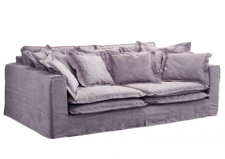 xxxl hussensofa nora sofa bezug violettgrau big sofa massivmoebel24. Black Bedroom Furniture Sets. Home Design Ideas