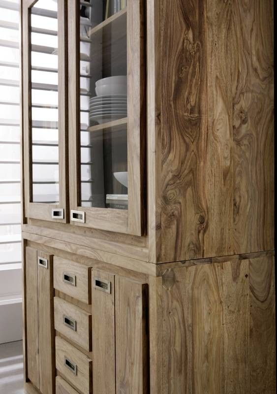 highboard der serie nature brown aus palisander. Black Bedroom Furniture Sets. Home Design Ideas