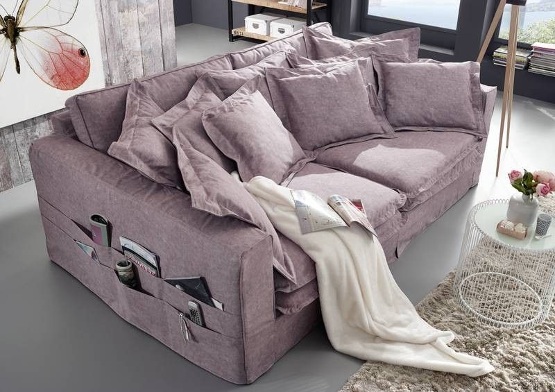 xxxl hussensofa nora sofa bezug violettgrau big sofa. Black Bedroom Furniture Sets. Home Design Ideas