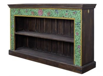 Sideboard Altholz 176x41x103 mehrfarbig lackiert SPECIAL #51