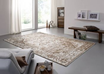 Teppich 300x200x2 beige LINCOLN TWO